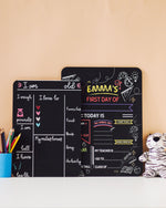 Load image into Gallery viewer, Reusable Chalkboard Sign Birthday