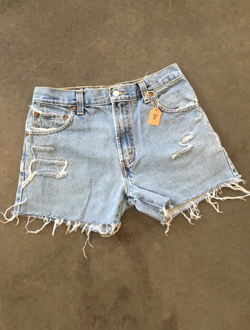 Solid Distressed *Size 30*
