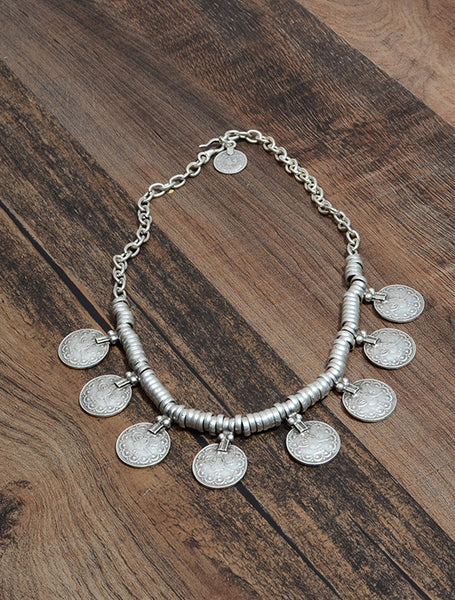 Coin Layering Necklace