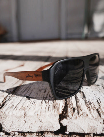 Bomber Redwood Sunglasses