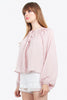 Dusty Blush Top