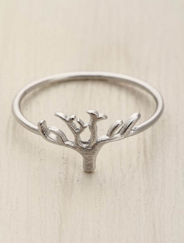 """Branch Out"" Ring"