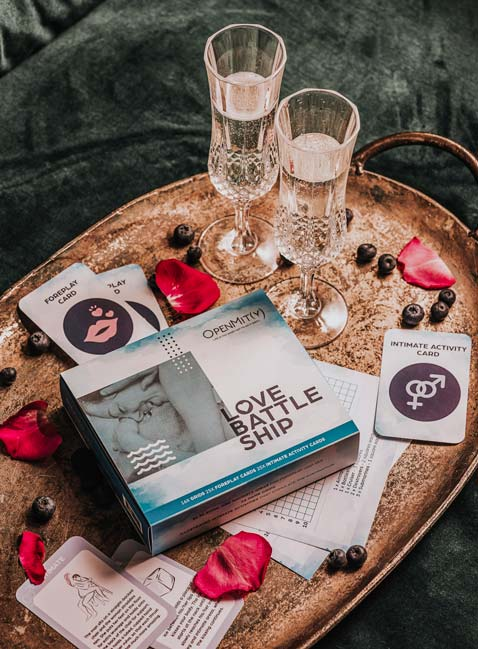 Romantic games for couples OpenMity