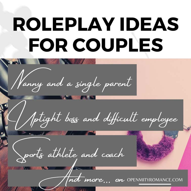 Roleplay ideas for couples