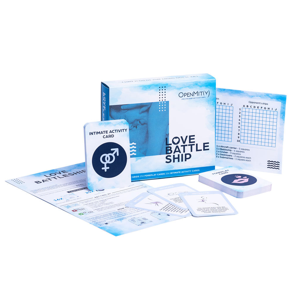 Couples board game - Love Battleship