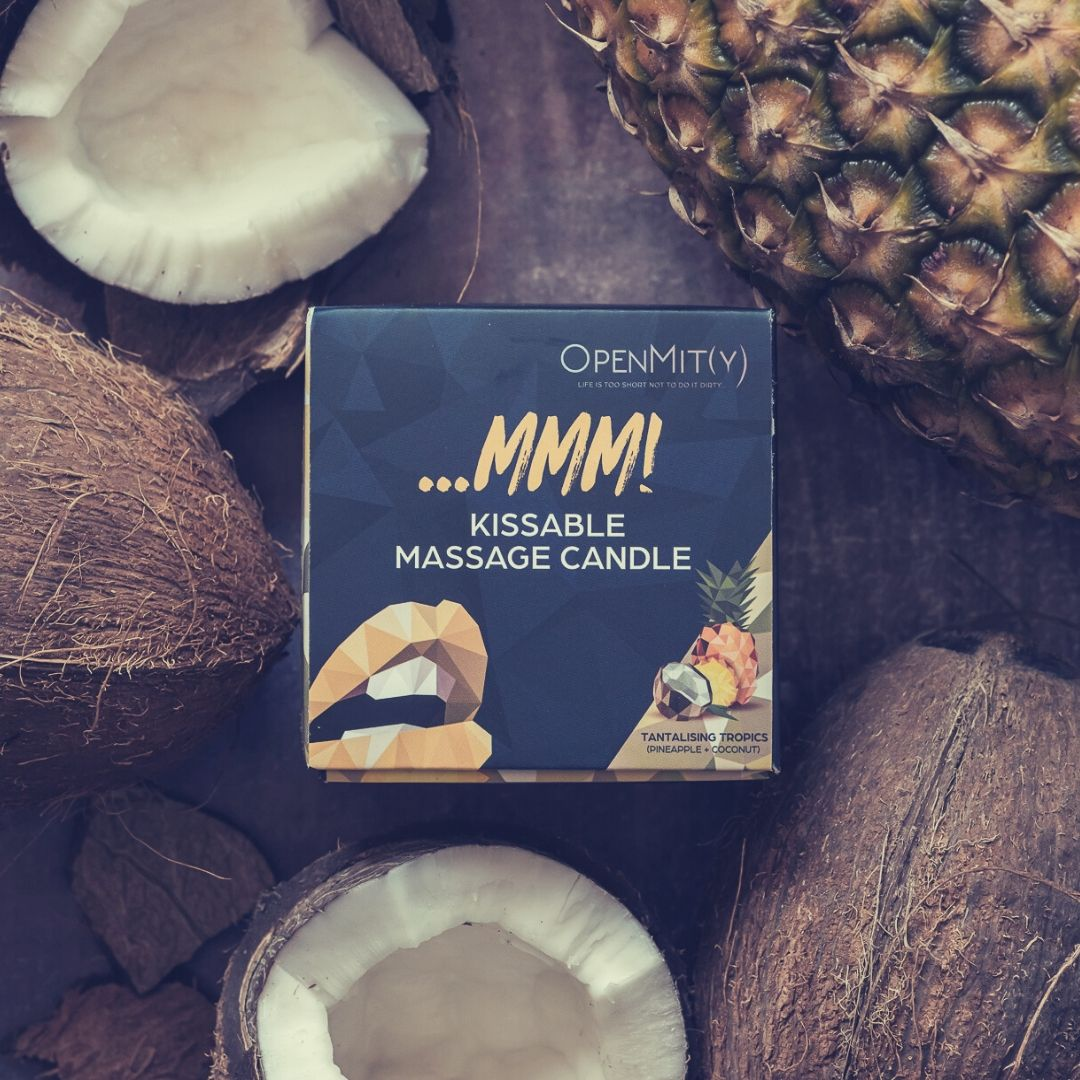 Tantalizing Tropics Massage Candle