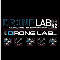 Drone Lab NZ Sticker Sheet