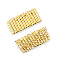 2mm Bullet Connectors (20 Pair)