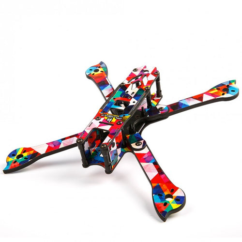XL5 V3 True X FPV Freestyle Frame Kit 240mm - Gold Stand Off