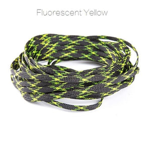 6mm Snakeskin Mesh Wire Protecting PET Nylon Cable Sleeve