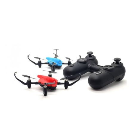 RED Vs BLUE Battle Drones - 2 Pack