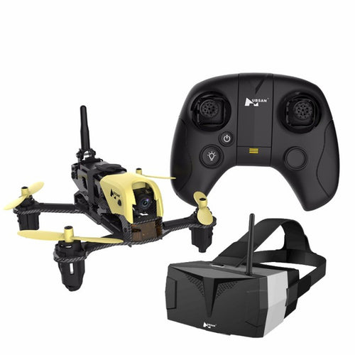 Hubsan H122D X4 STORM Racing Drone with 2.4Ghz RC & Goggles