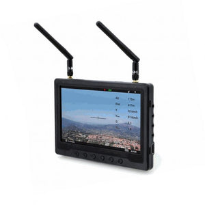 "Black Pearl 7"" HD LCD Monitor For FPV"