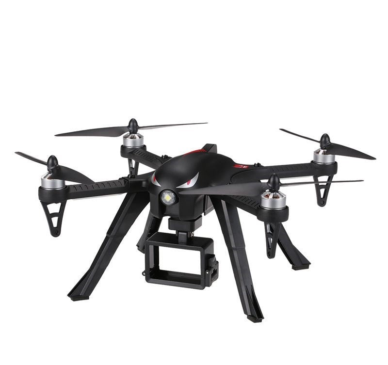 MJX Bugs 3 Brushless Drone w/ Action Camera Mount