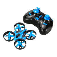 Load image into Gallery viewer, JJRC H36 Mini RC Drone - Blue