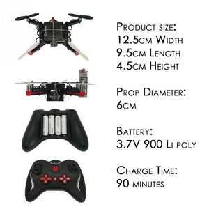 DIY Building Brick Drone Kit