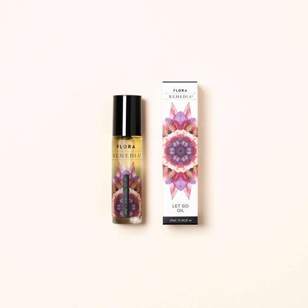 Let Go aromatherapy roll on | Flora Remedia | Aromatherapy Clean Beauty Products | Skin Care Online