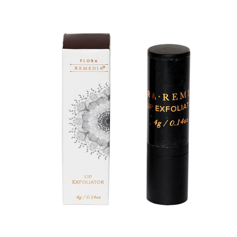 Coffee lip exfoliator | Flora Remedia | Aromatherapy Clean Beauty Products | Skin Care Online