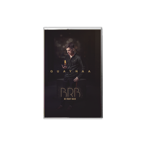 BRB BE RIGHT BACK CASSETTE + DIGITAL EP