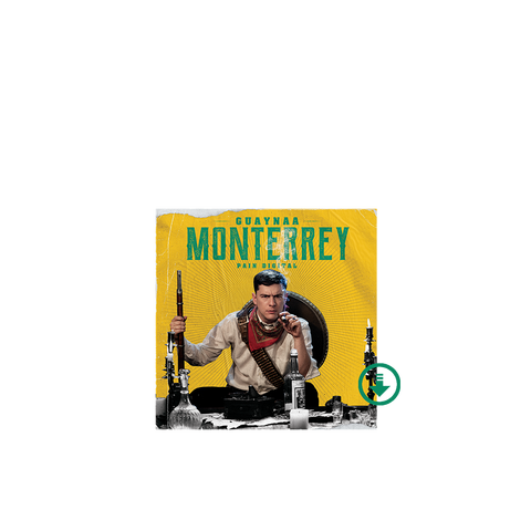 MONTERREY DIGITAL SINGLE