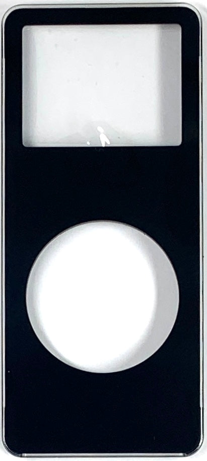 New Black Faceplate for Apple iPod Nano 1st Generation