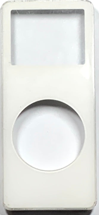 Used Original White Faceplate for Apple iPod Nano 1st Generation