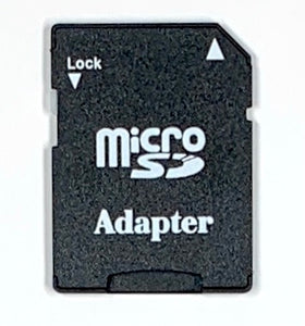 Micro SD to Full Size SD Card Adapter SDXC SDHC