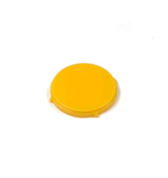 Yellow / Gold Center Select Button for Apple iPod Video / Classic 5th & 5.5 Generation Plastic