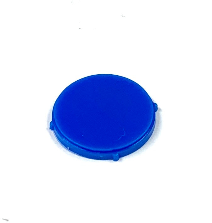 Blue Center Select Button for Apple iPod Video / Classic 5th & 5.5 Generation Plastic