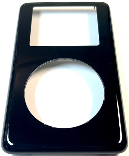 New Black U2 Front Faceplate for Apple iPod Photo Color 4th Generation