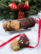 Load image into Gallery viewer, Chocolate Peppermint Cookies