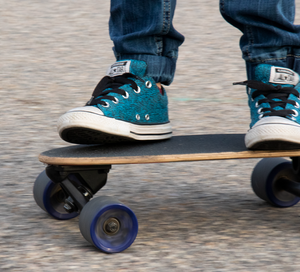 Choosing a Skateboard for Kids