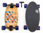 Summit Board Short Longboard - Boxey