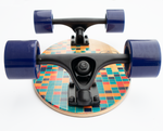 Summit Board Short Longboard - Pixels