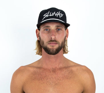 Black Nylon Hat - SLUNKS