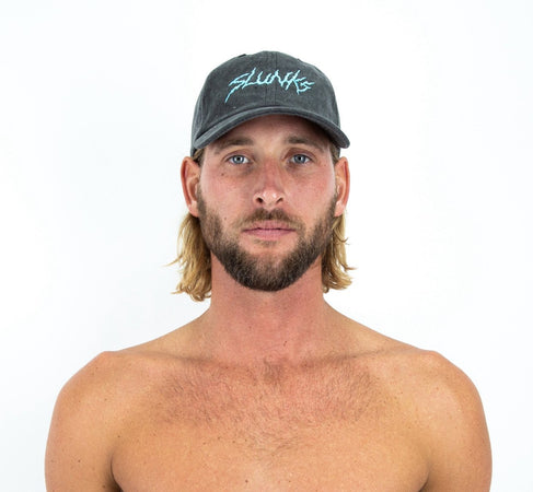 Charcoal Dad Hat - SLUNKS