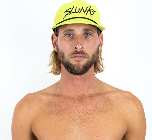 Chartreuse Hat - SLUNKS