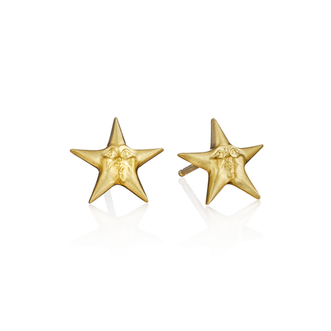 Starface Stud Earrings