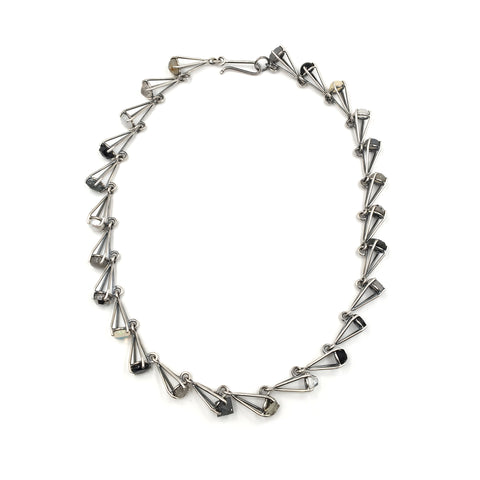 Prong Link Necklace