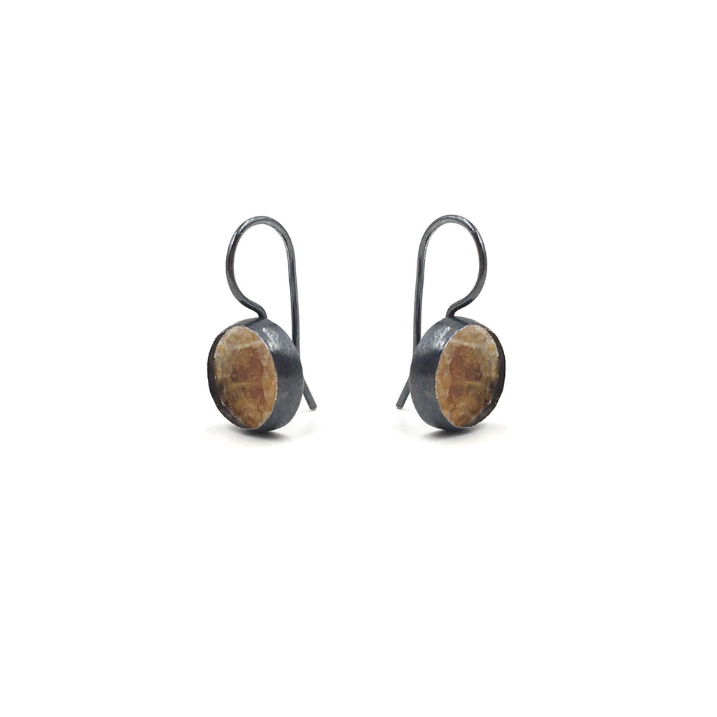 Mica Drop Earrings, Small