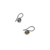 Mica Drop Earrings, Mini
