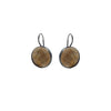 Mica Drop Earrings, Medium