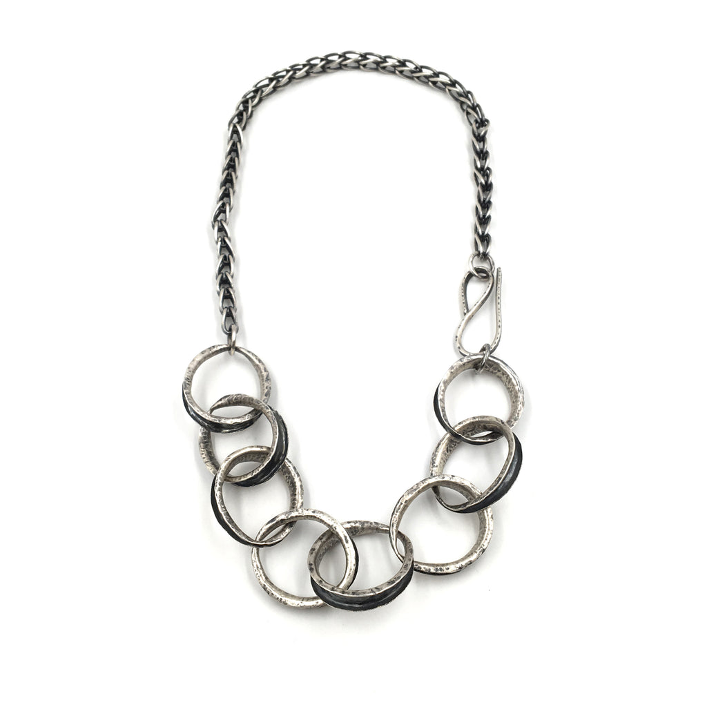 Anticlastic Chain Necklace
