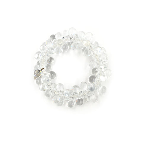 Clear Bubbles Bracelet