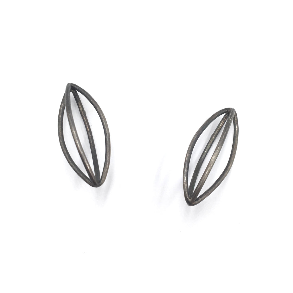 Pod Earrings, Large