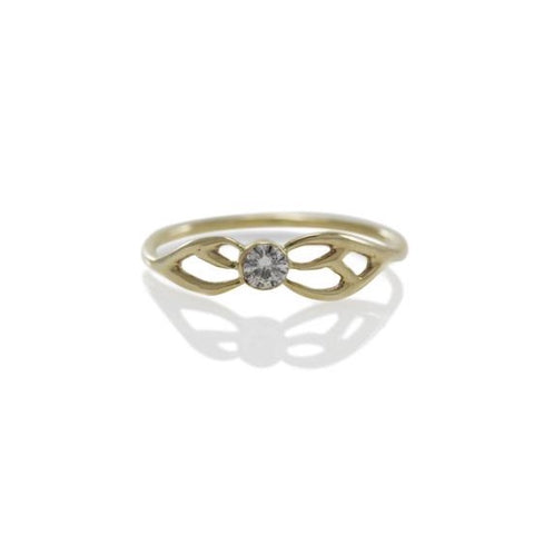 Branch Ring, Gold