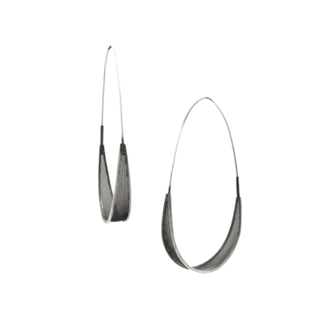 Crescent Hoops, Medium