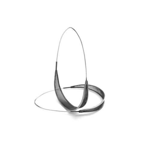 Crescent Hoops, Large