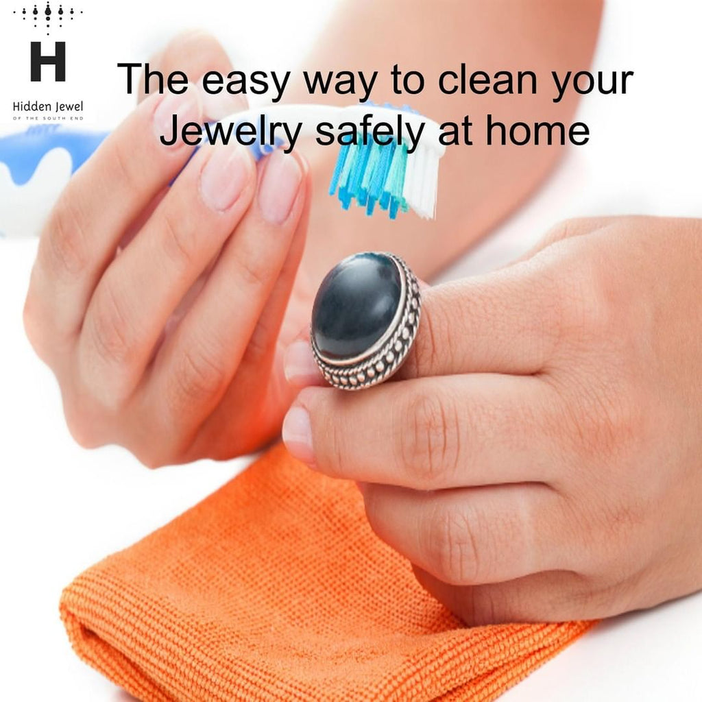 The Easy Way to Clean Your Jewelry Safely at Home