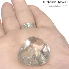 Load image into Gallery viewer, Clear Quartz Healing Stone Tumbles
